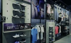 Adidas Store Retail Display