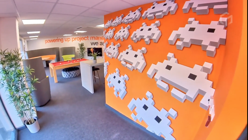 Office Fit Out Graphics
